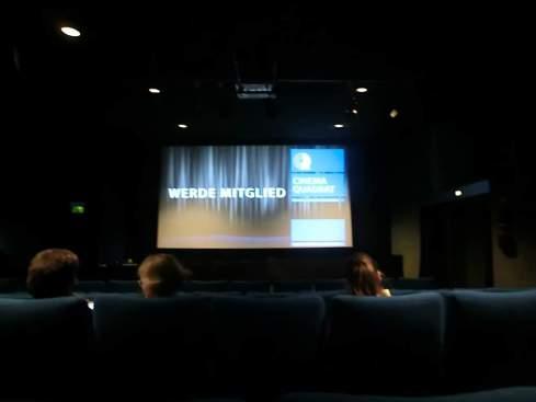 cinema quadrat