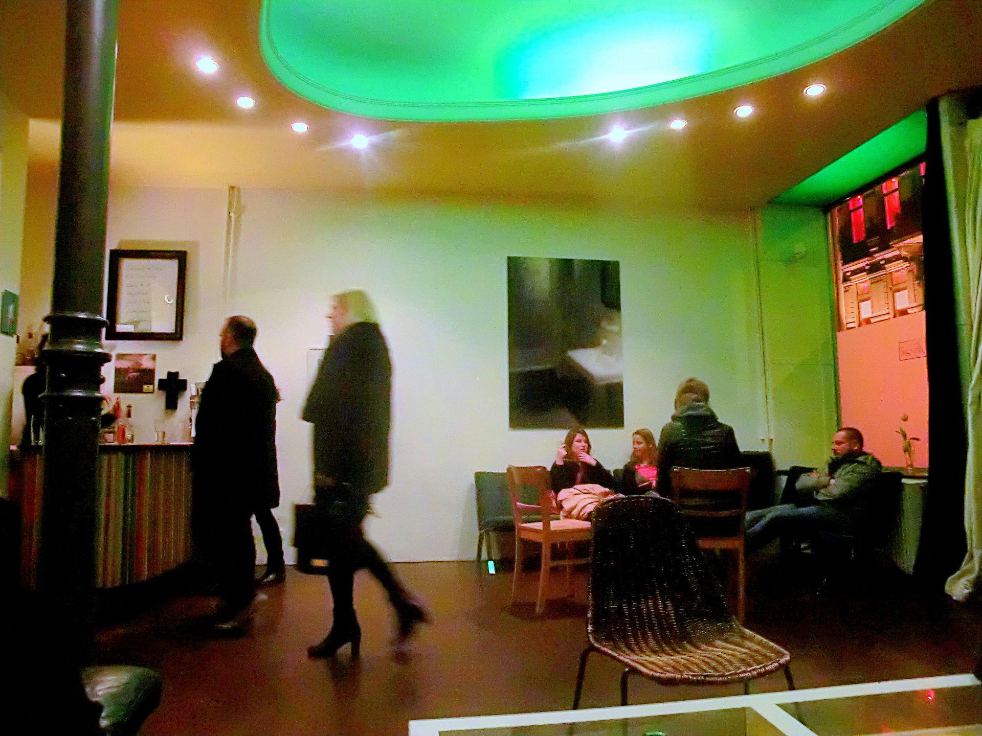 Supper Art Club Alles Mannheim
