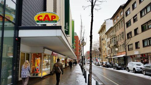 Cap-Markt